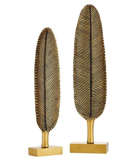 Unique Feather Ornament