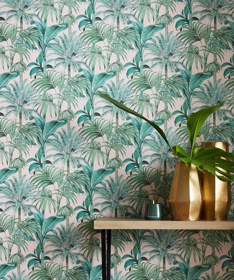 Truly Tropical Wallpaper