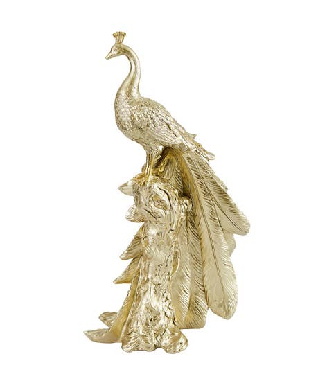 Glorious Gold Peacock