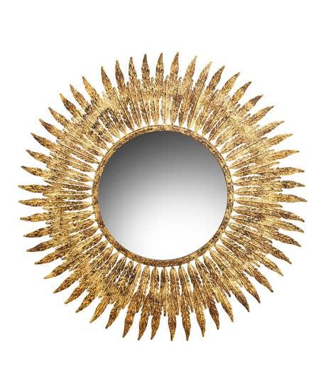 Fabulous Feather Mirror
