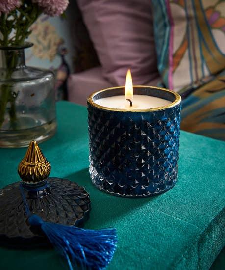 Decadent Candle Pot