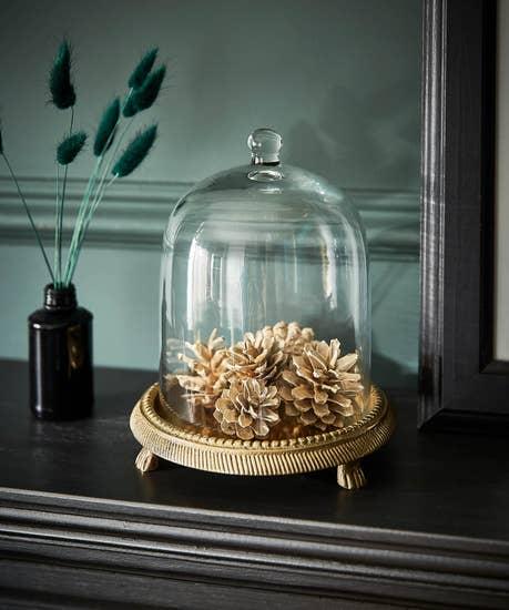 Heritage Glass Cloche