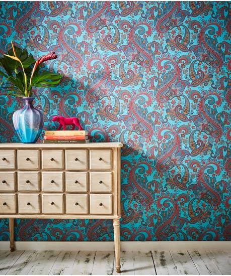 Perfect Paisley Wallpaper
