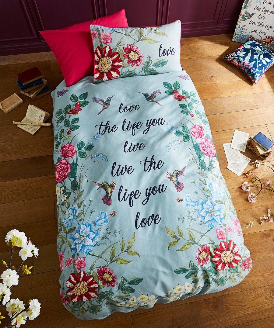 Love Life Duvet Set (SGL)