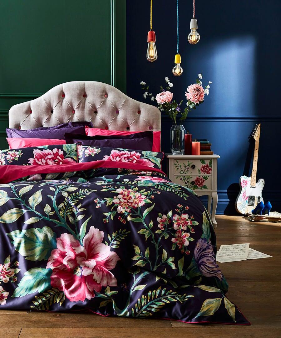 English Rose Duvet Set (DBL)