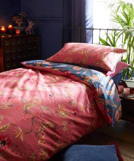 Vintage Floral Duvet Set (SGL)
