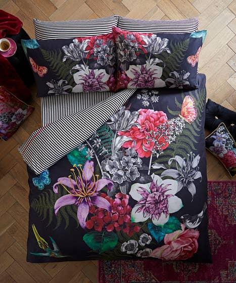 Bold Floral Duvet Set