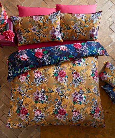 Flowerful Duvet Cover Set