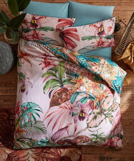 Jungle Floral Bedset
