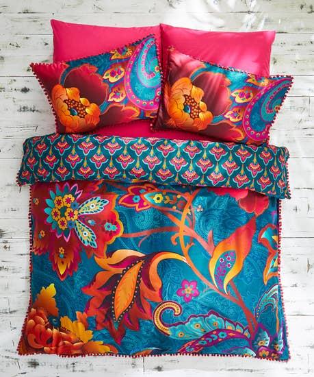 Fabulously Floral Duvet Set