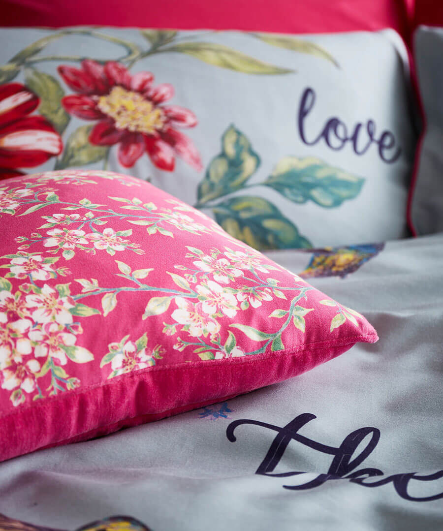 Cosy Quilted Cushion Back