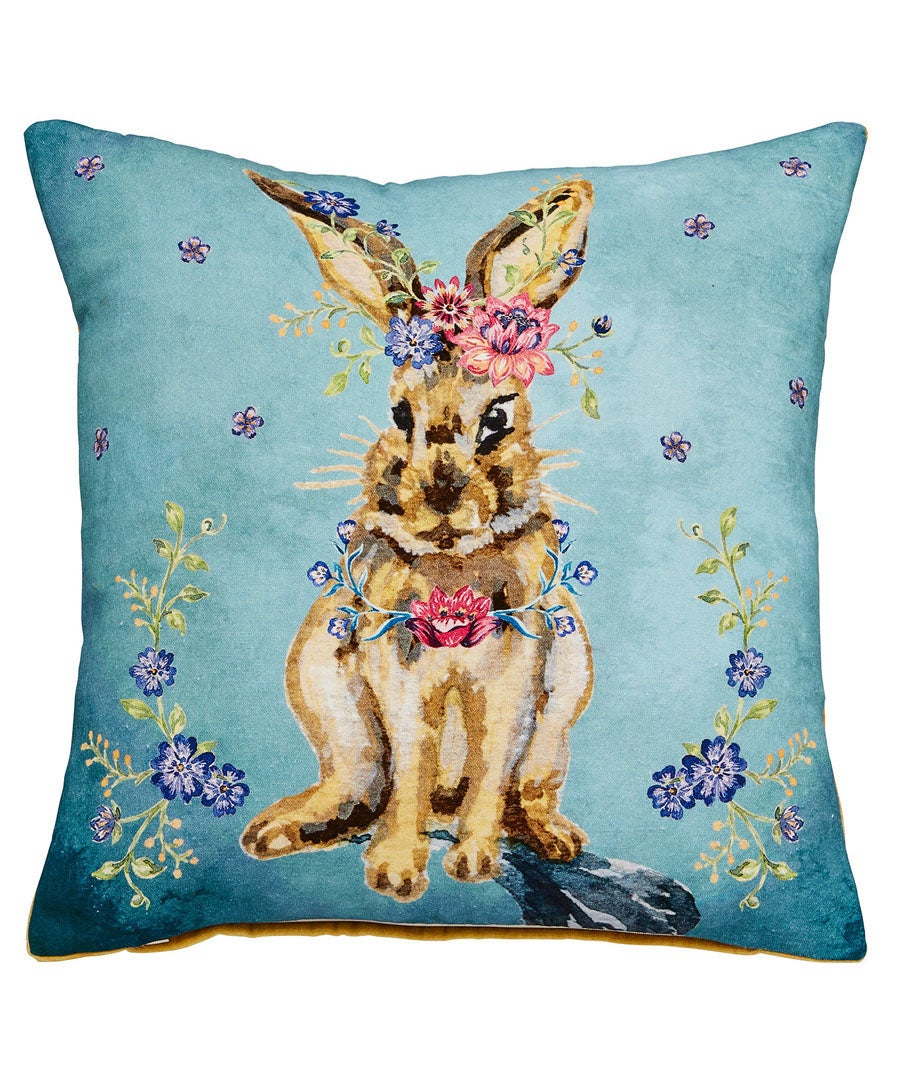 Hop To It 2 Sided Cushion