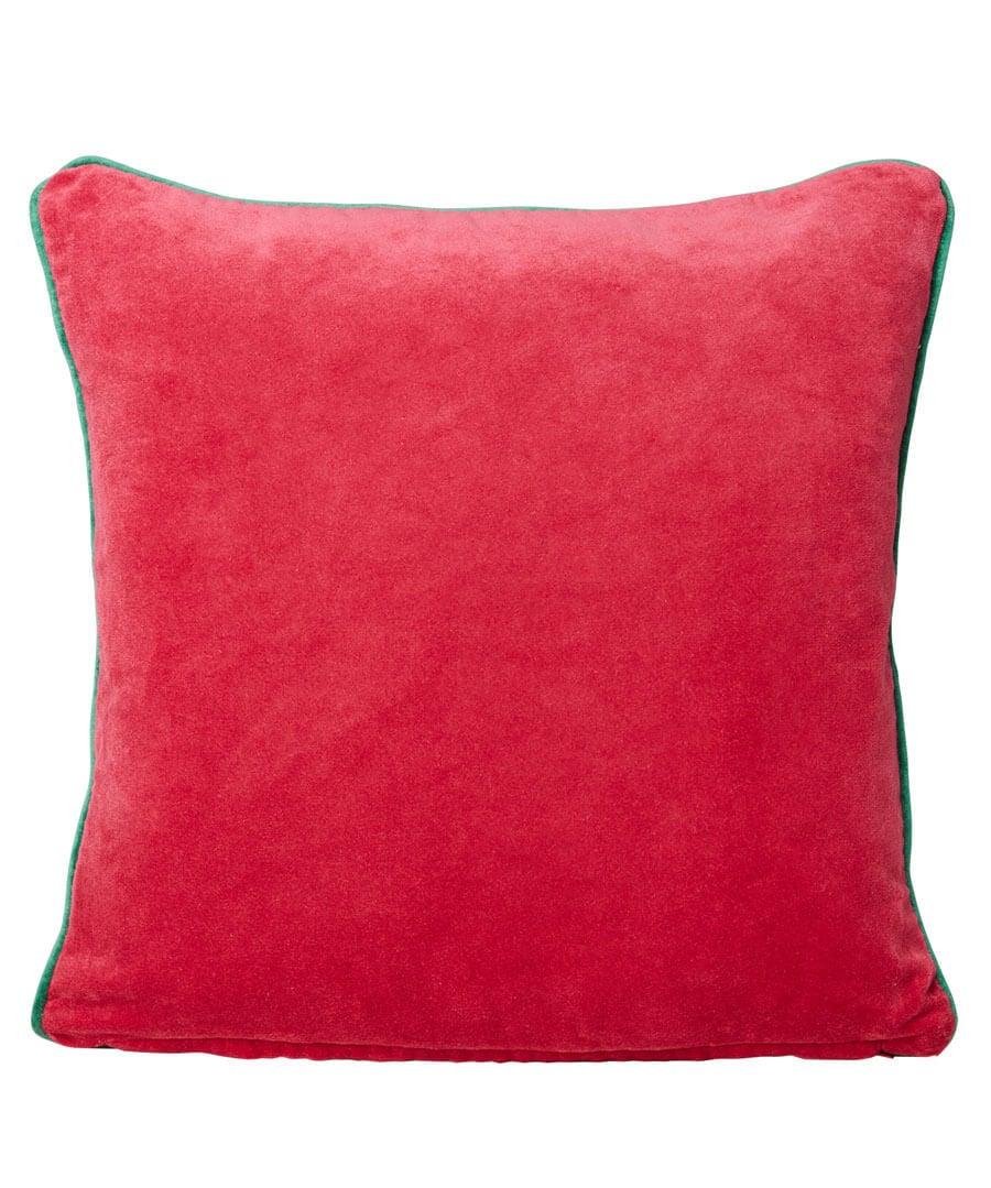 Floral Burst Cushion Back