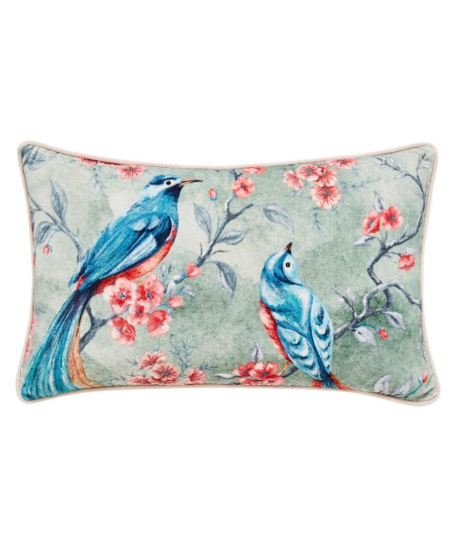 Parisian Bird Cushion