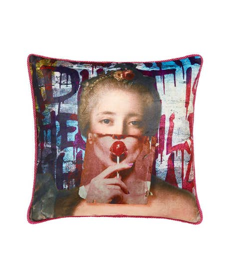 History Pop Cushion