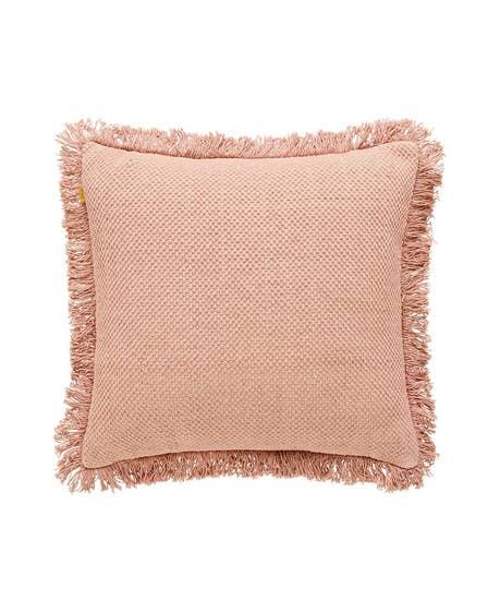 Cotton Fringe Cushion
