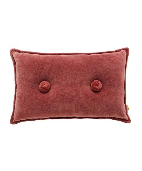 Velvet Boudoir Cushion