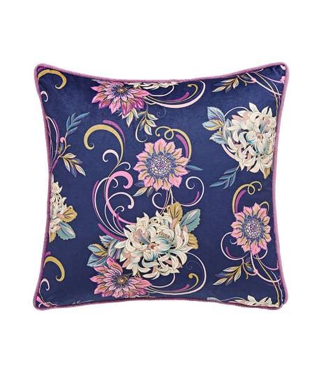Fabulously Floral Cushion