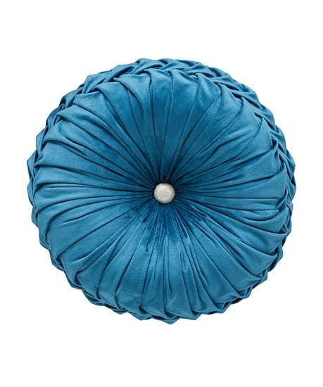 Beautiful Boudoir Round Cushion