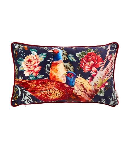 Fabulous Pheasant Cushion