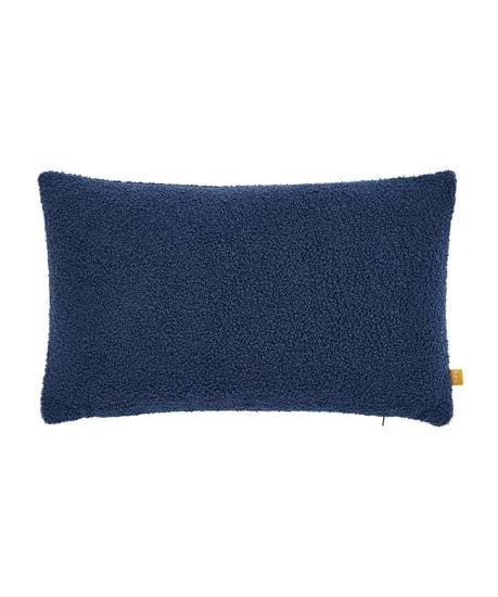 Brilliant Boucle Cushion