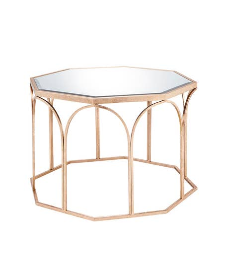 Gorgeous Gold Coffee Table