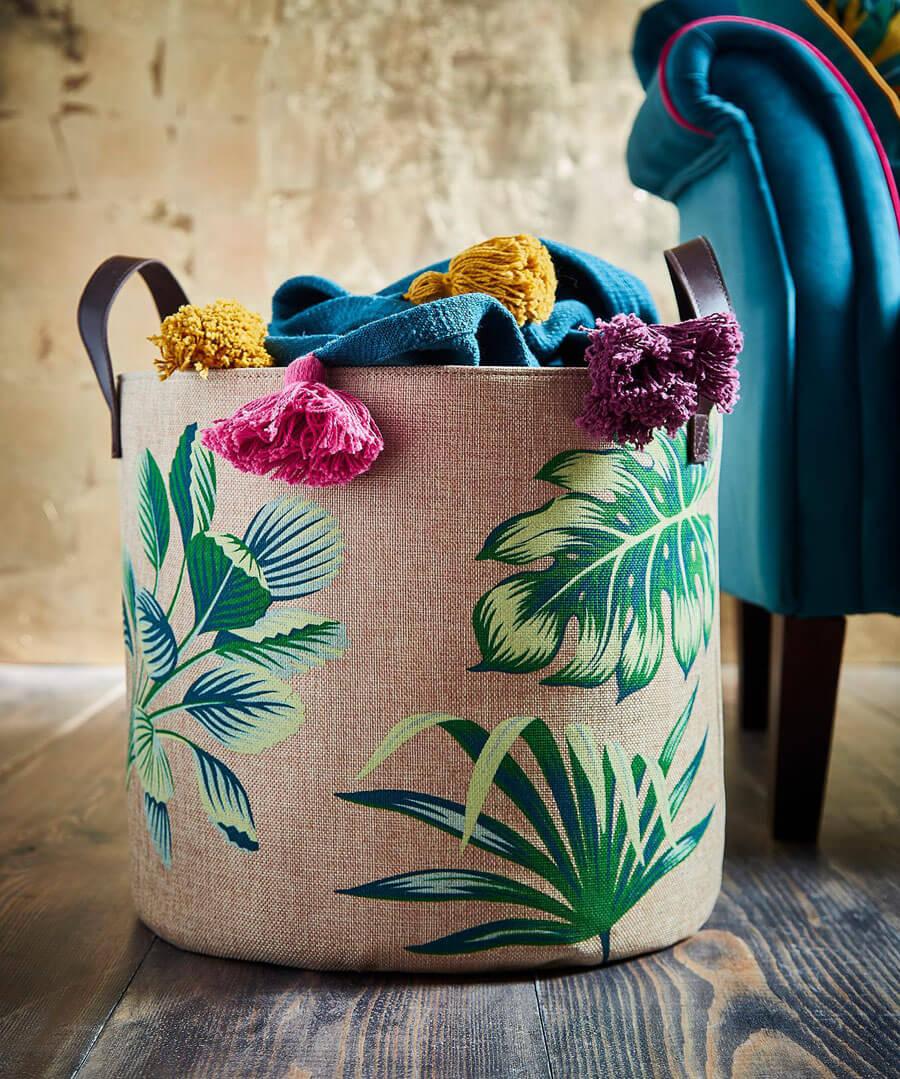 Paradise Storage Basket