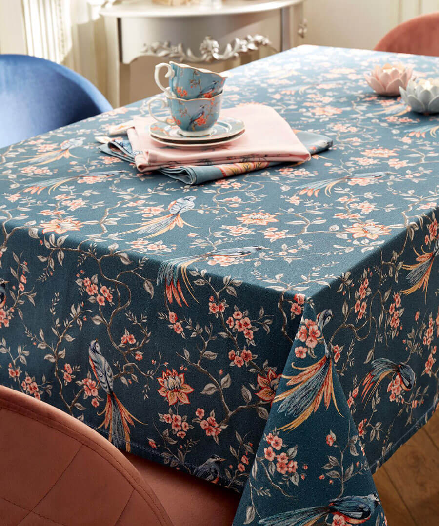 French Blossom Tablecloth