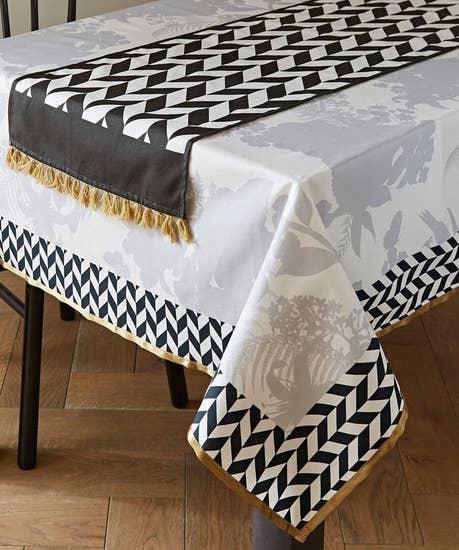 History Clash Tablecloth
