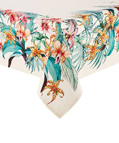 Truly Tropical Tablecloth