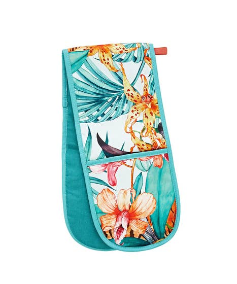 Truly Tropical Double Oven Glove