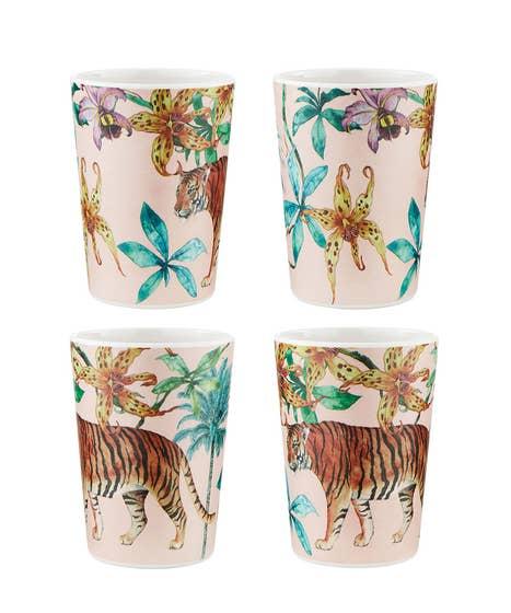 Perfect Picnic Set Of 4 Melamine Beakers