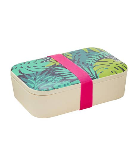 Truly Tropical Lunch Box