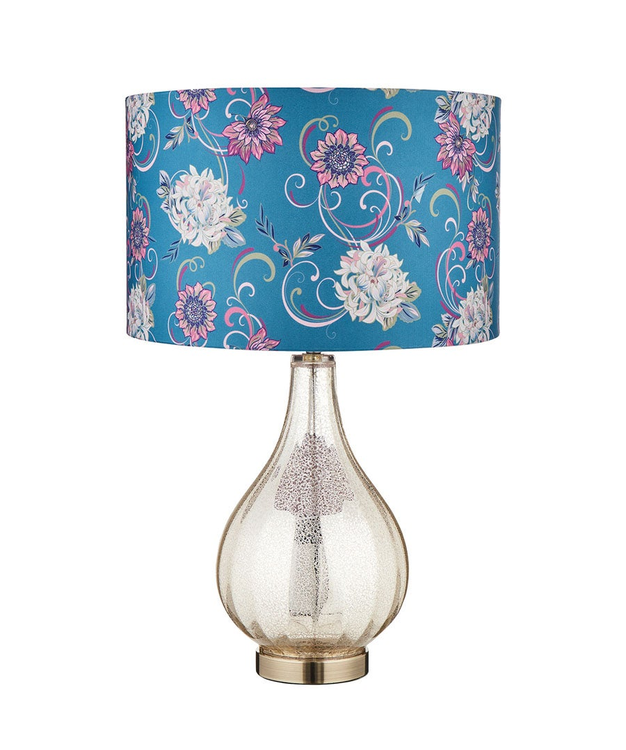 Fabulous Floral Table Lamp