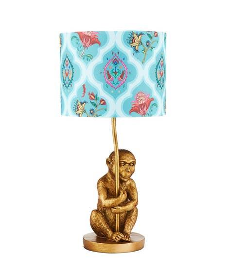 Marvellous Monkey Table Lamp