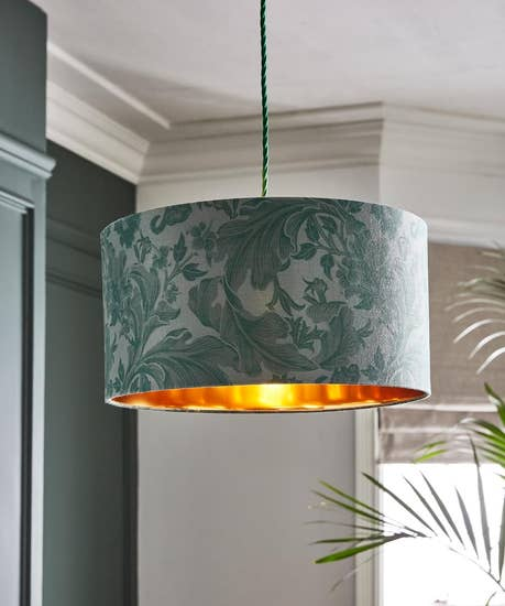 Beautiful Baroque Lamp Shade