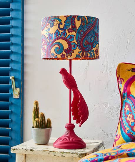 Brilliant Bird Table Lamp
