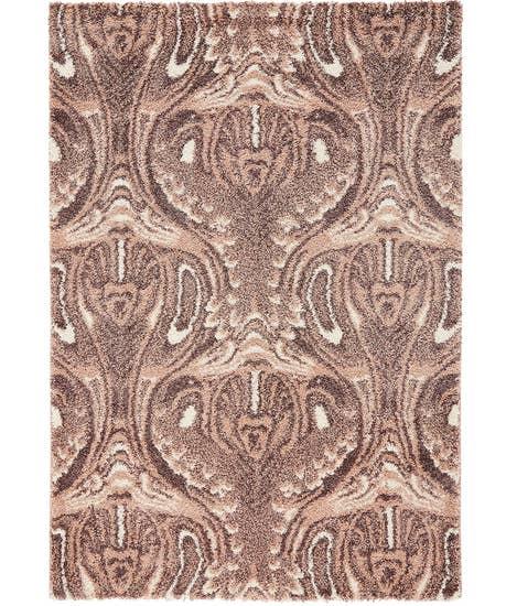 Art Nouveau Peacock Rug