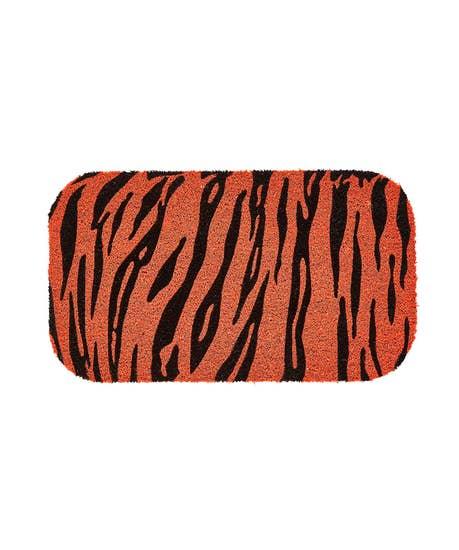 Terrific Tiger Doormat