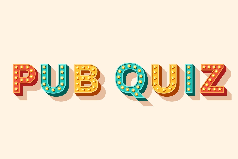 Happy Hour - Joe's Pub Quiz!