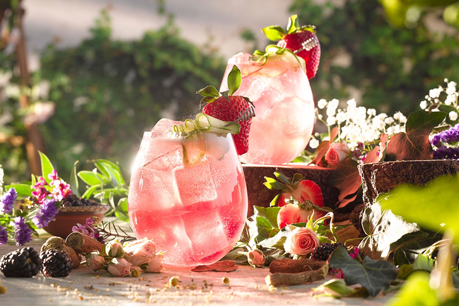 Celebrate #WorldGinDay with Craft Gin Club's Fairy Juice Cocktail!