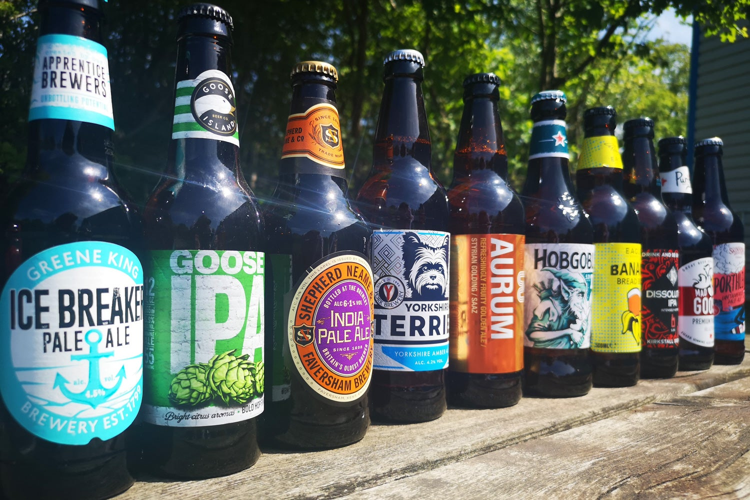 Top Of The Hops - Beer Reviews