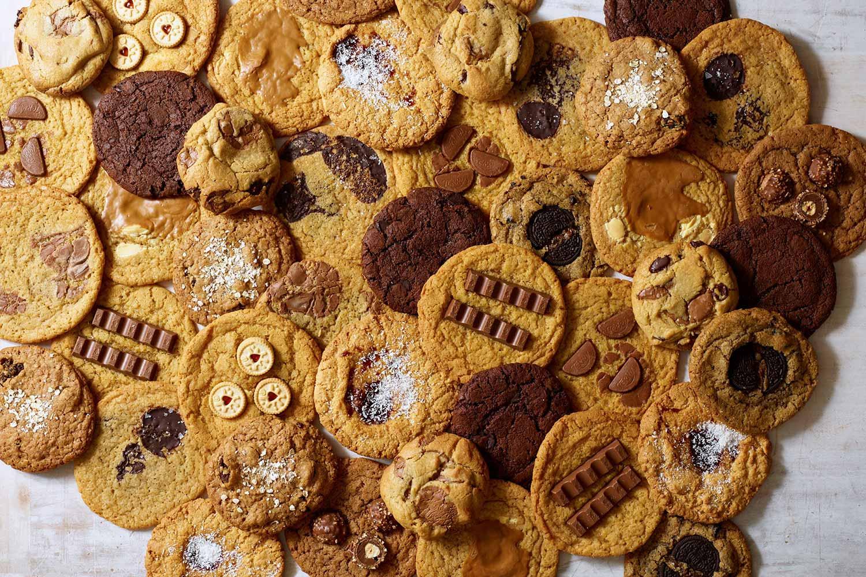 The Ultimate Triple Chocolate Cookie Recipe