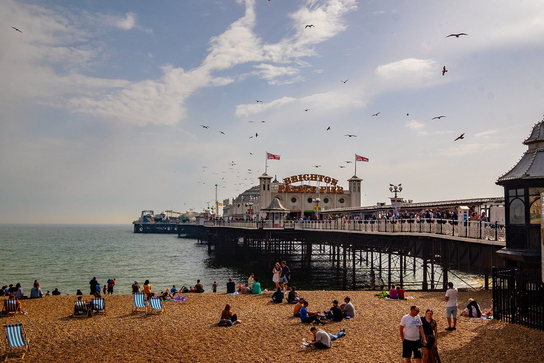 Staycation Series: Brighton