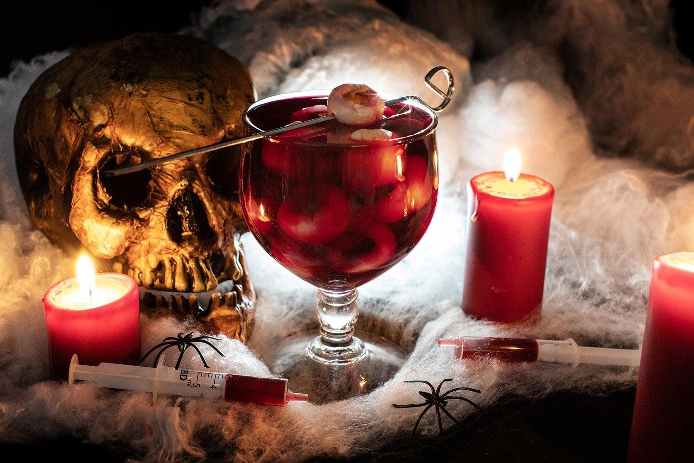 Creepy Cocktails!
