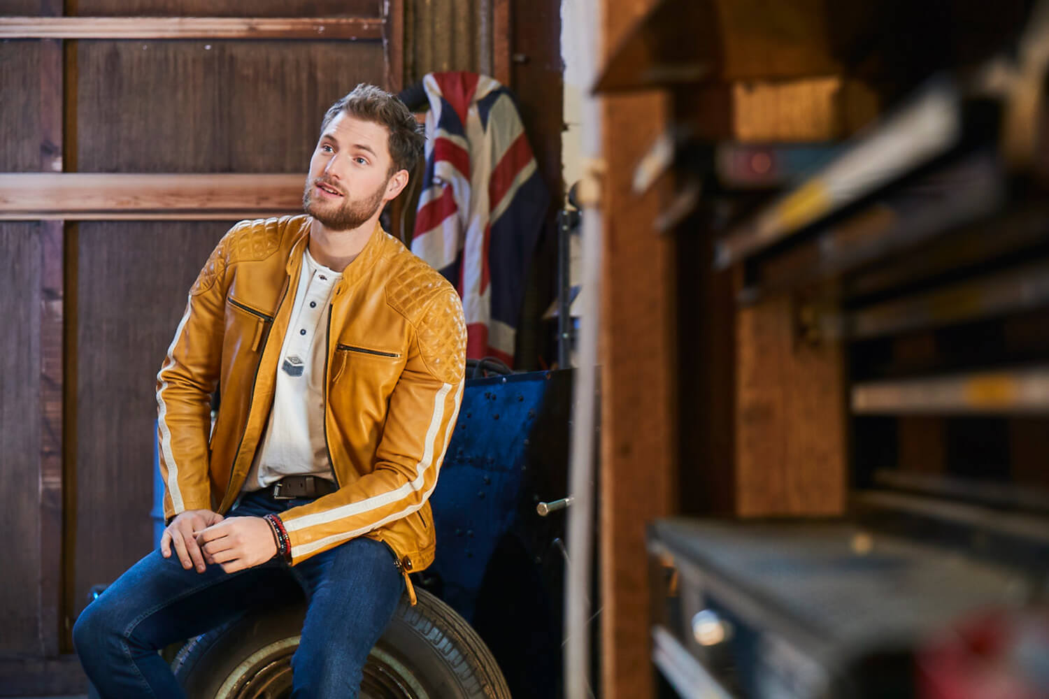 5 Reasons To Invest In A Leather Jacket!
