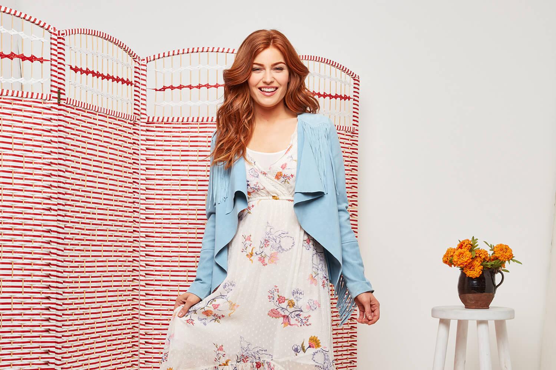 The Wow Factor Jacket – 4 Ways To Wear It!