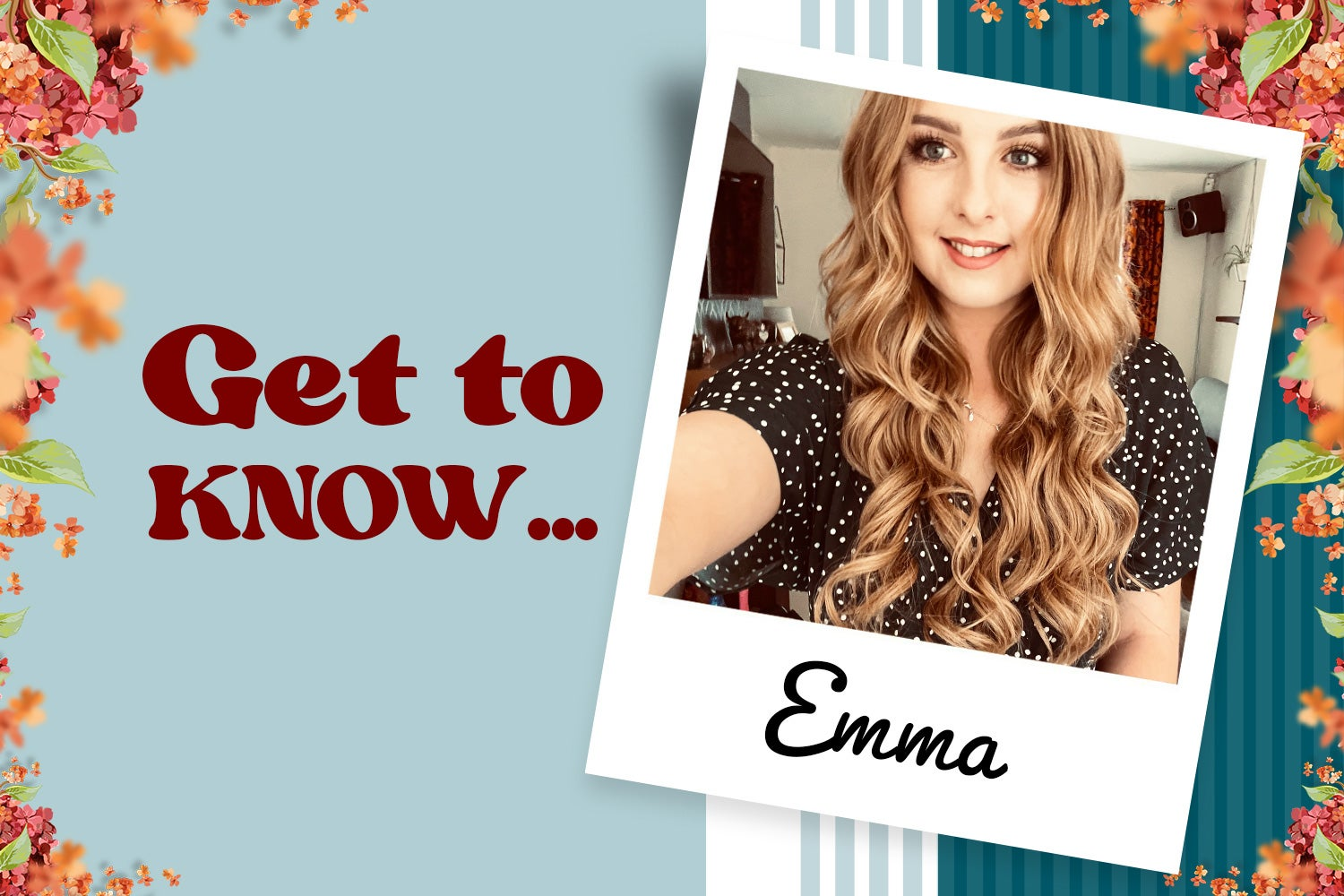 GET TO KNOW… our Merchandiser!