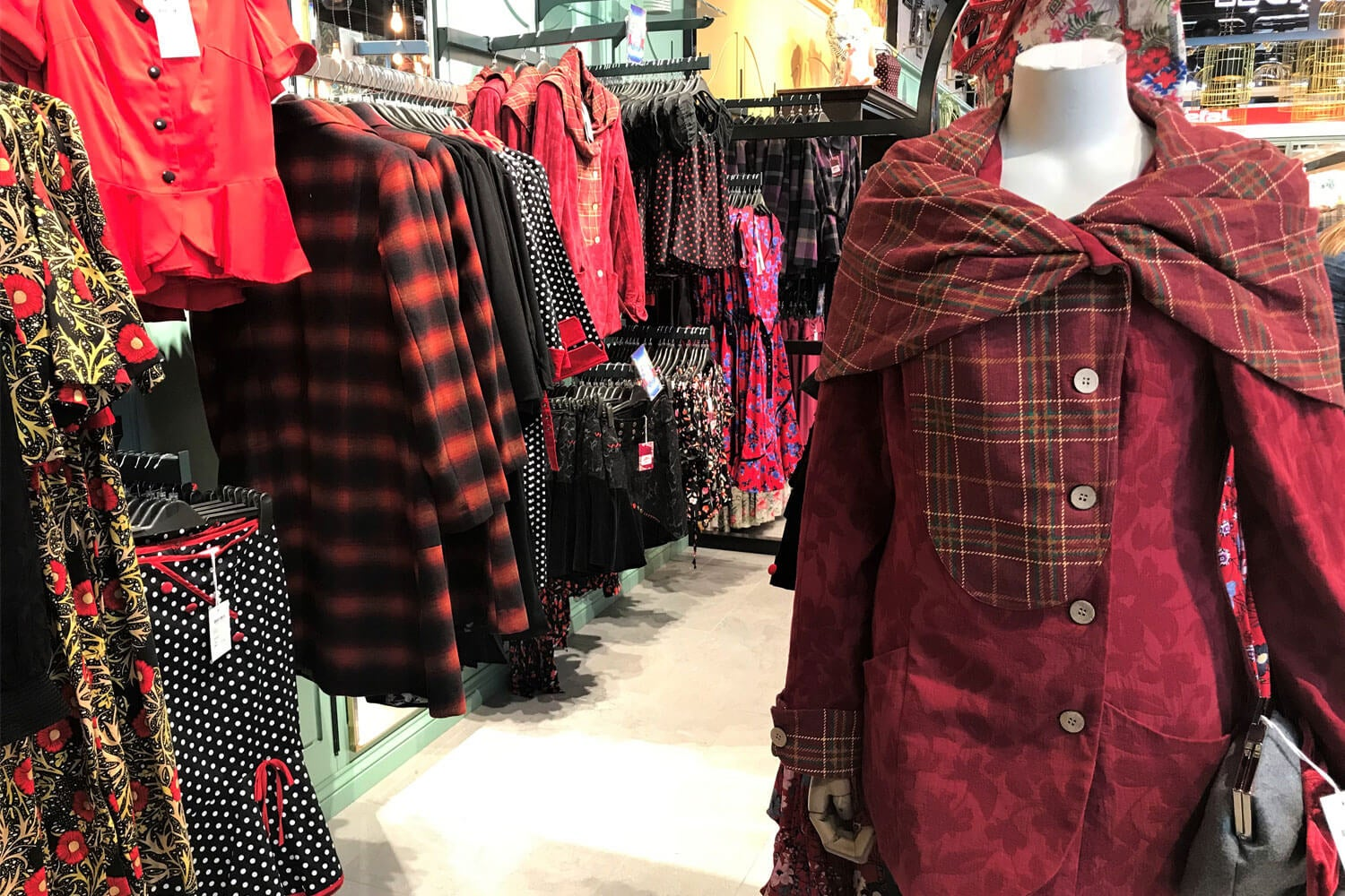 York Designer Outlet Staff Favourites: Coats made to last