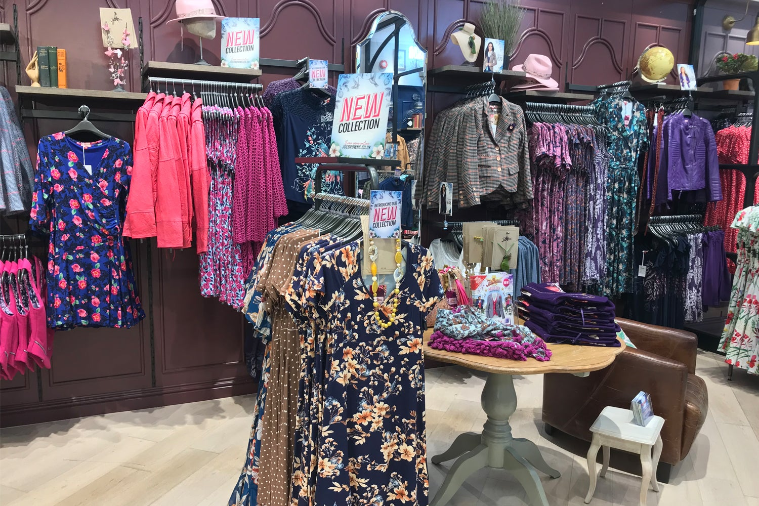 New Spring Collection Now In-Store